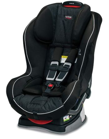 Britax Emblem 3 Stage Convertible Car Seat Review