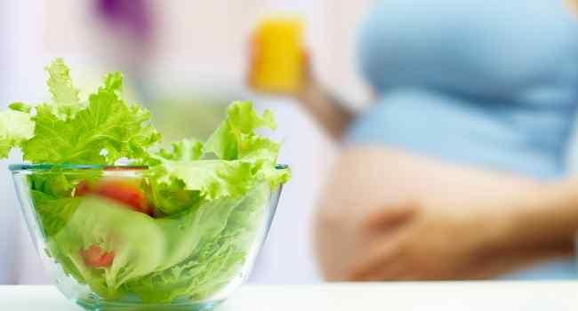 Healthy Pregnancy Diet Plan